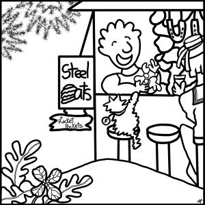 coloring fun: practical